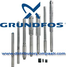 Submersible Pumps: Grundfos Sp Submersible Pumps