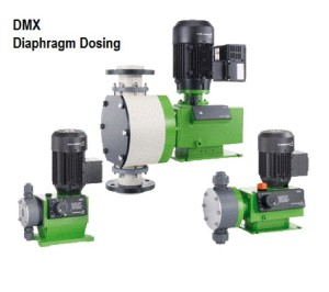 DMX Diaphragm Dosing