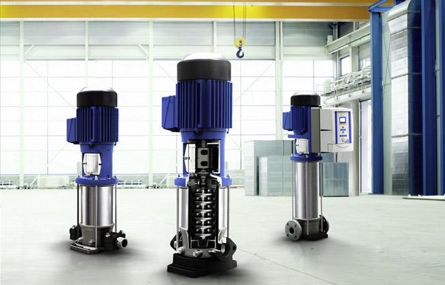 Sukma Tirta Persada Distributor Pompa Air Booster Systems