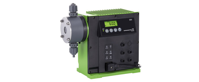 Pompa Digital Dosing Grundfos DDI diaphragm dosing pump
