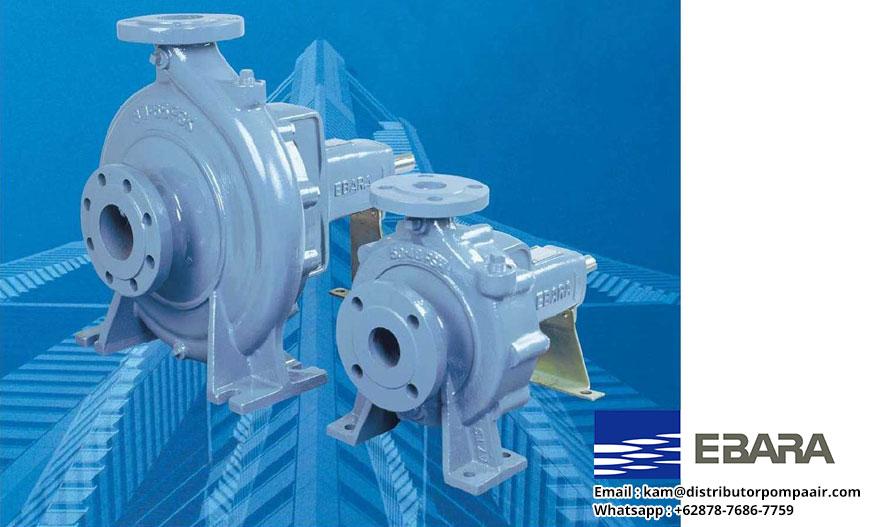 Mesin Pompa Ebara FSA Series Centrifugal End Suction Pump
